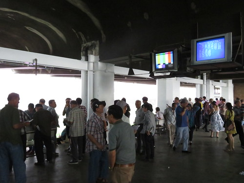 ロイヤルターフクラブ競馬場の観衆