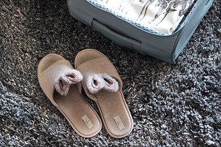 Bunny Slippers | by Isabellellebasi