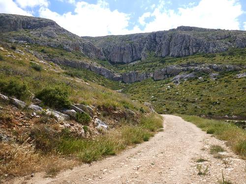 βουνό βλάστηση βράχια μονοπάτι υμηττόσ αττική ελλάδα foliage rocks hymettusmont attica hellas