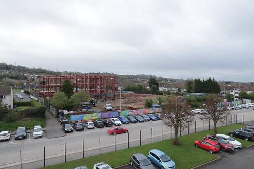Lisnasharragh Leisure Centre regeneration