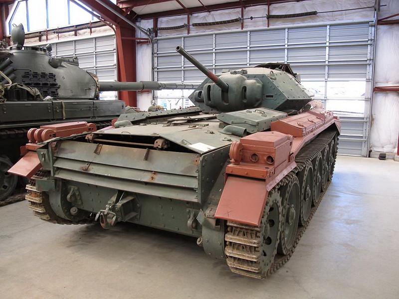 Crusader Mk.II Cruiser Mk.IV 1