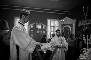 Отпевания диакона Алексия 230