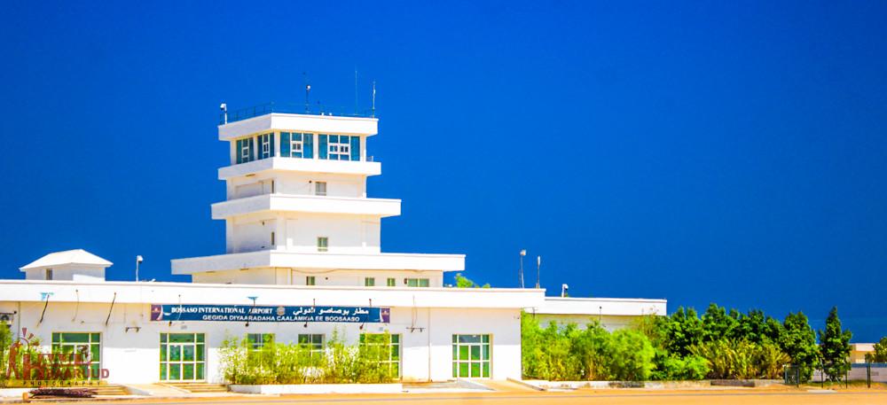 Bosaso Air Port xaajiBaaruud #somalia #Airport #world #pho