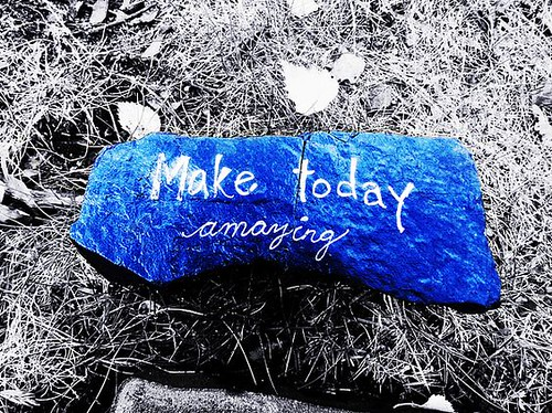 Make Today Amazing | by zinvolle