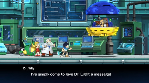 Mega Man 11 - Wily | by PlayStation.Blog