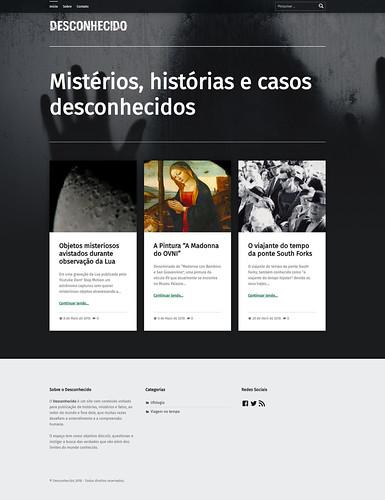 Site Desconhecido | by lucasdomingos