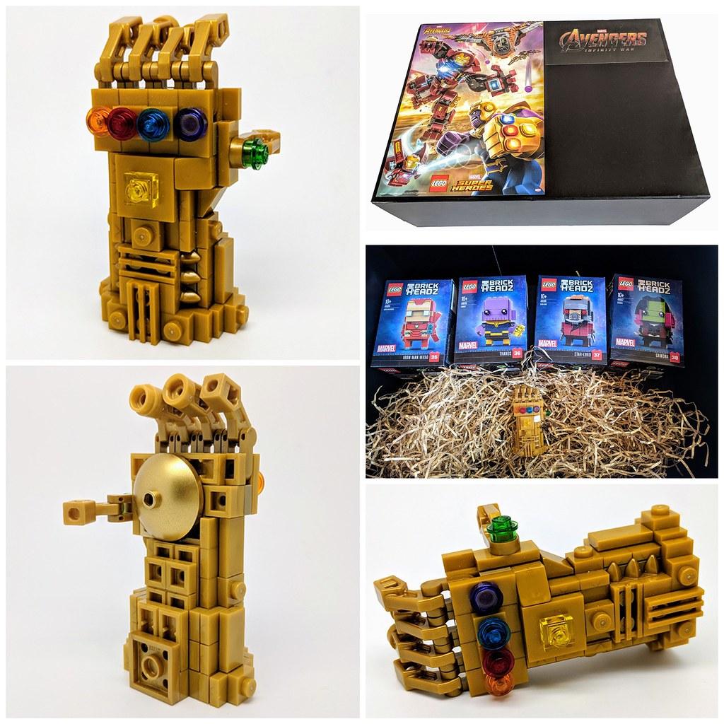 LEGO Marvel Superheroes AVENGERS Infinity War box set! | Flickr