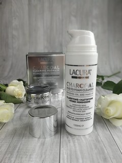 Lacura Charcoal Skincare | by The CSI Girls