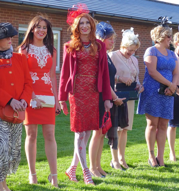 A day at the races 3...Thorn amongst the roses.