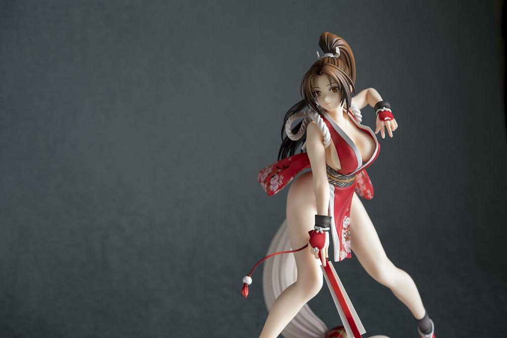 The King Of Fighters Xiv Shiranui Mai 1 6 Amakuni Ho Flickr