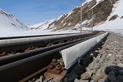 Oberalppass - Matterhorn Gotthard Bahn