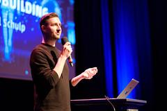 Jarl Schulp at Coded Matter(s): Big Bias