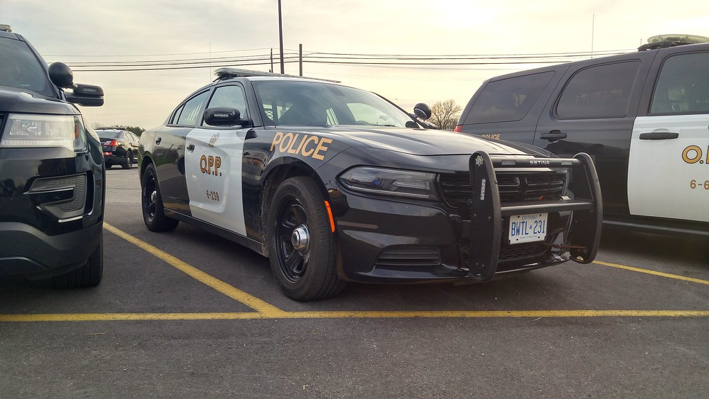 OPP 6-239 Dodge Charger Interceptor | Haldimand County OPP