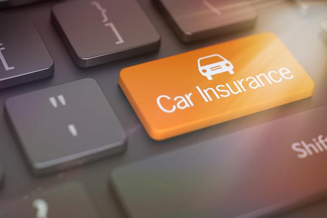 Car insurance computer key