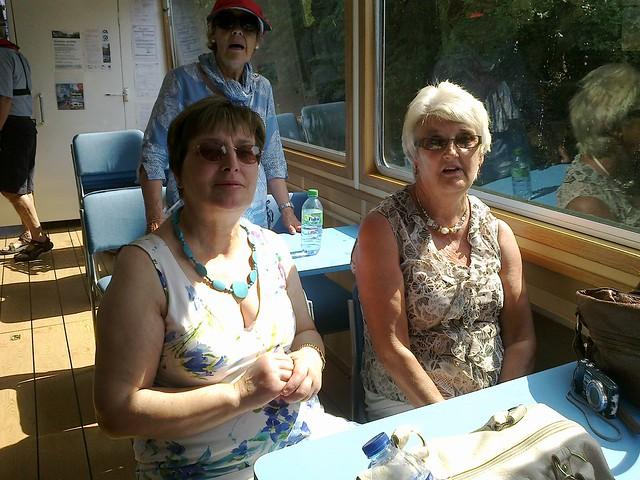 Boat Trip - July 2013