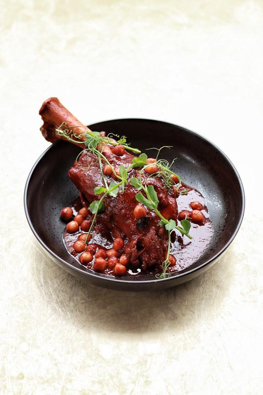 Lamb Shank, Sauce Merah, Chickpea_2