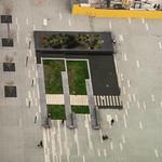 Crosswalk in Square