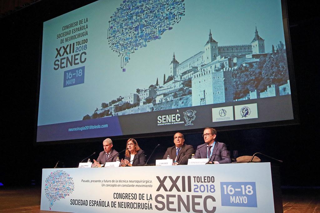 20180516_3312 XXII Congreso Neurocirugía - Toledo, 16-05..