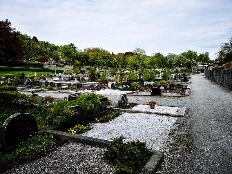 45-Kirkelandet gravsted
