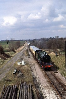 Butler Henderson coming into quorn