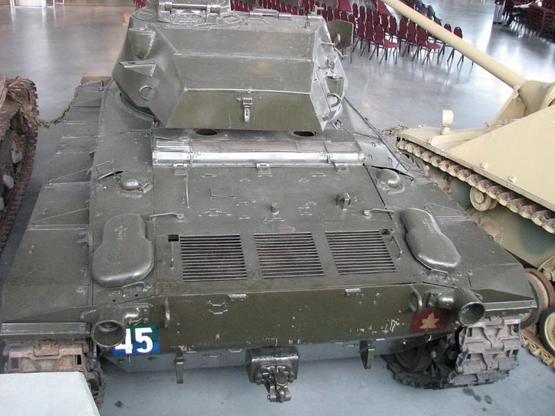 M-24 Chaffee 3