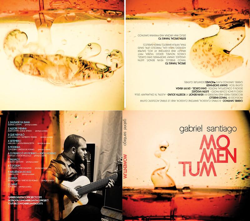 Gabriel Santiago - Momentum