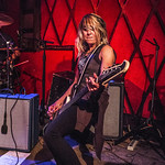 Tue, 08/05/2018 - 5:19pm - Belly (Tanya Donelly, Gail Greenwood, Thomas Gorman and Chris Gorman) is back in 2018, performing at Rockwood Music Hall in New York City and on WFUV Public Radio. 5/8/18 Photo by Gus Philippas