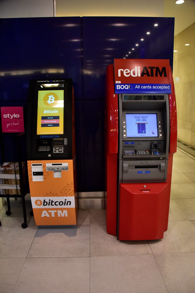 bitcoin atm brisbane