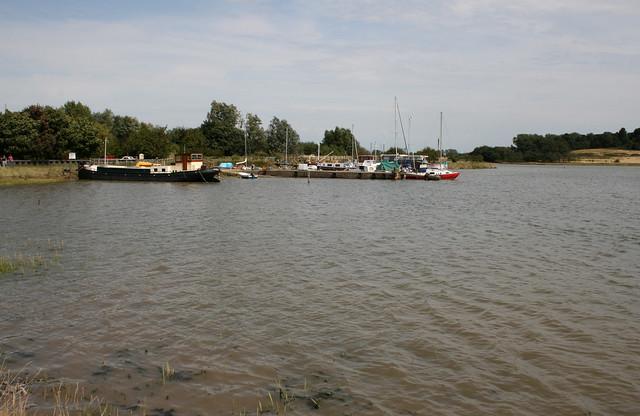 The River Deben, Melton