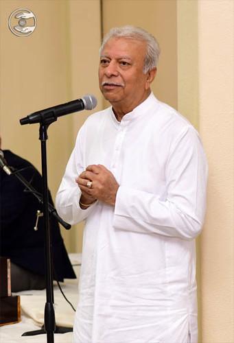 P.K. Dadlani, Pramukh Washington DC, expresses his views
