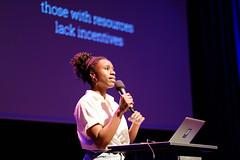 Mimi Onuoha at Coded Matter(s): Big Bias