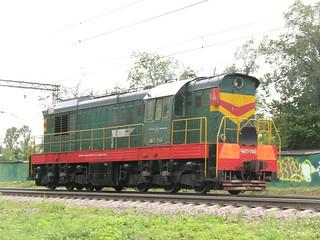 RZD ChME3-2568. Kurskoye direction, Tsaritsyno