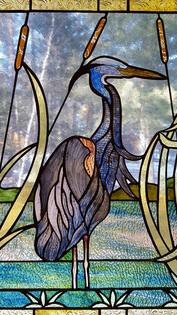 Glass Heron