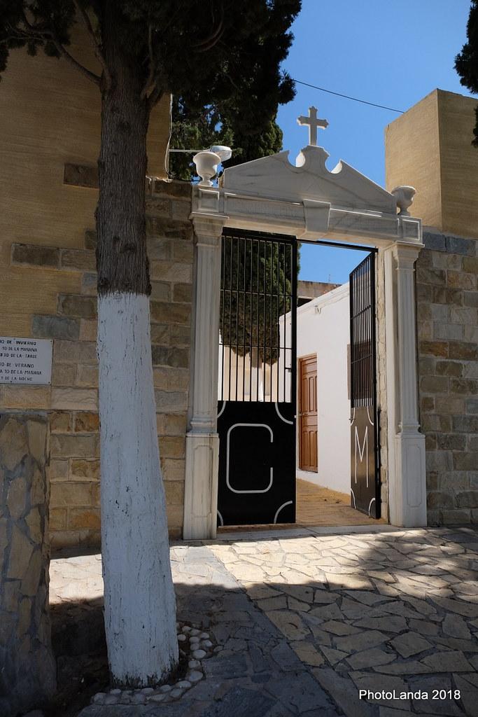 Cementerio de Macael
