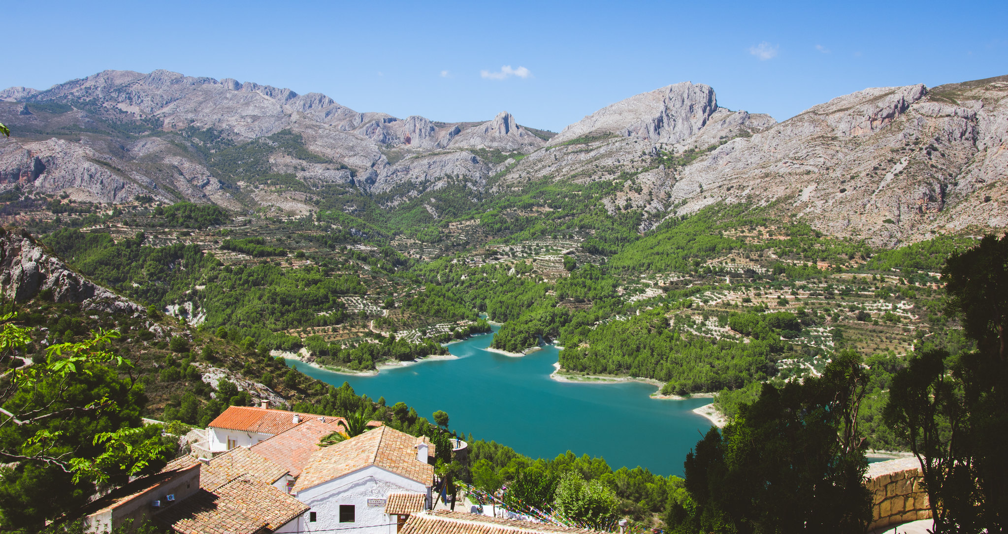 Guadalest Mountains