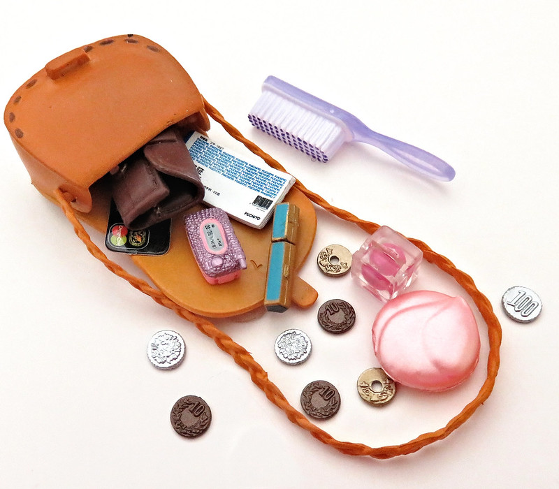 What's In Your Doll's Bag?