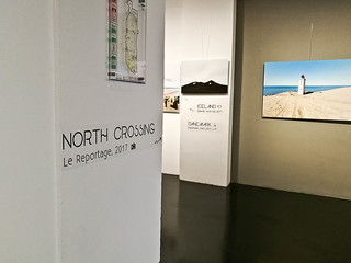 North Crossing - expo | by Agnès A. LeyArts