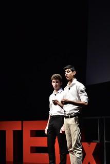 Antony Awad and Zain Asghar - Privatization of Space | by TEDxYouth@ASD