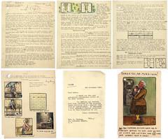Letter From Mrs J Fleming, regarding Anderson shelters (HO287/469)