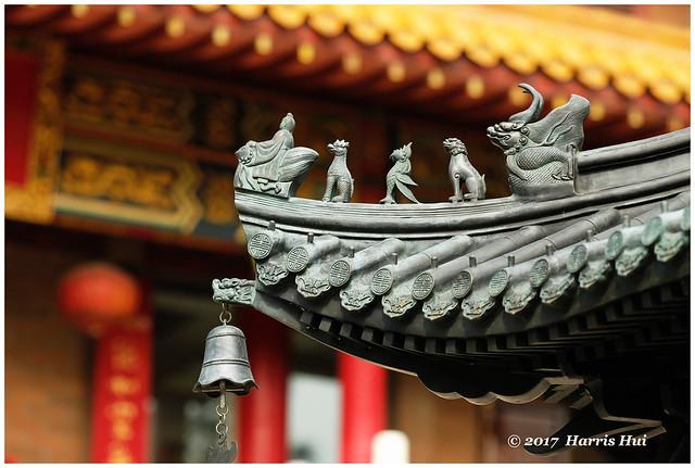 Do Not Forget Fuji 90mm F2 - Buddhist Temple XP7946e