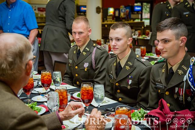 2018 Corps Athletics Banquet