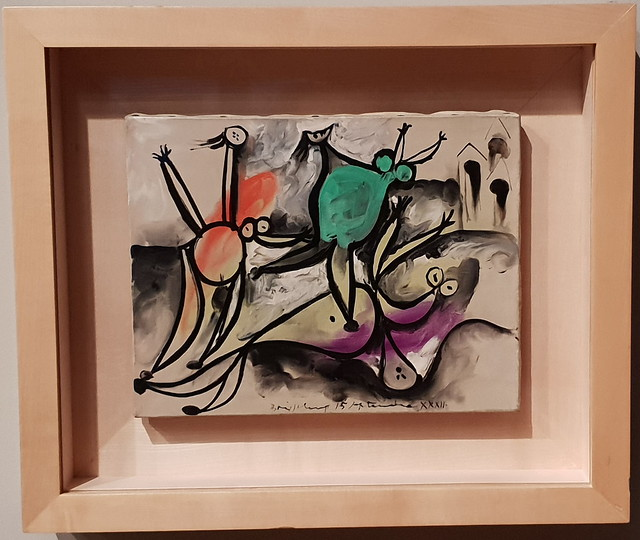 Tate Modern. Picasso