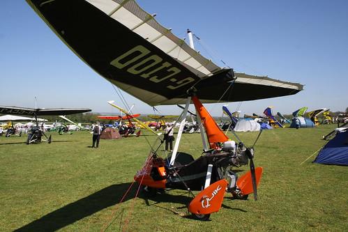 G-CIOD P & M Aviation QuikLite [8718] Popham 050518 | by peterolding