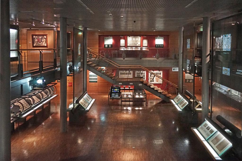 musée français de la carte à jouer Le musée français de la Carte à Jouer (Issy les Moulineaux… | Flickr