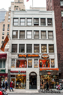 Harley-Davidson | New York City | by M.J. Scanlon