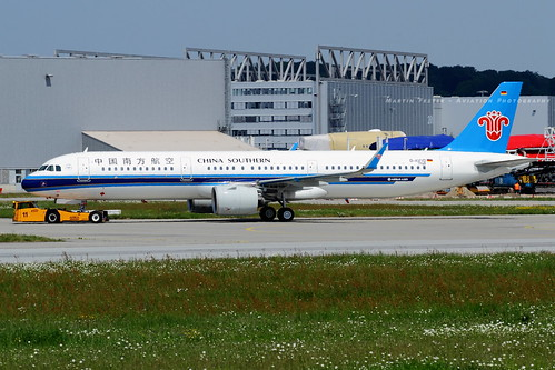 D-AVYD // China Southern Airlines // A321-271N // MSN 7968 // B-1089   by Martin Fester - Aviation Photography
