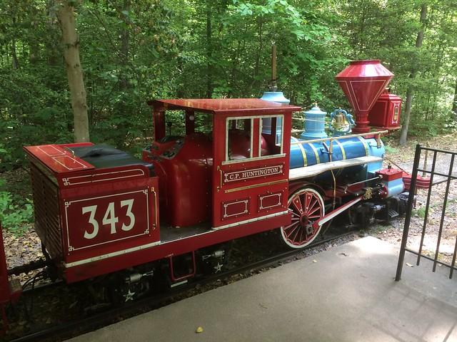 Burke Lake Railroad