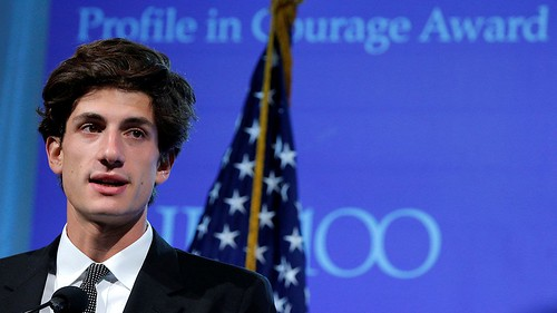 FOX NEWS: JFK's only grandson Jack Schlossberg makes acting debut on 'Blue Bloods'