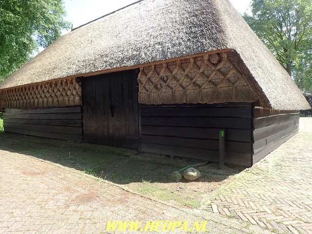 2018-05-09      Harderberg - Ommen 22 Km    (14)