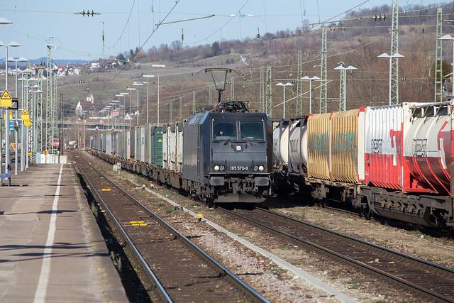 MRCE 185 570 Weil am Rhein